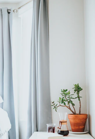 how to hang up curtains