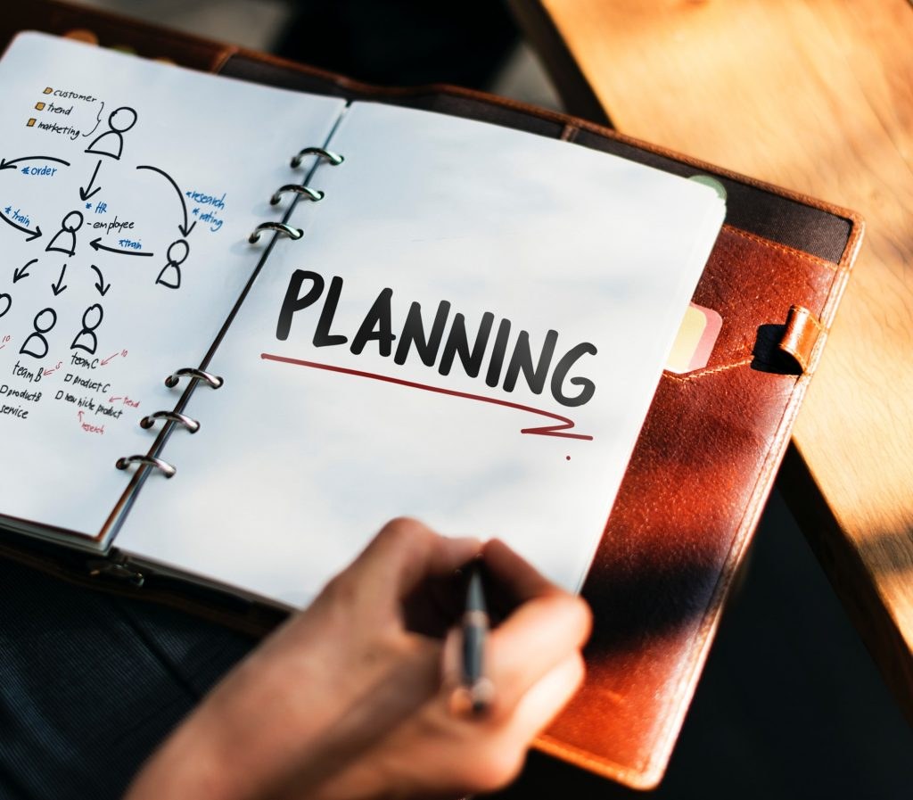 planning - the adult bible