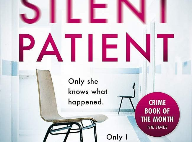 book review - the silent patient