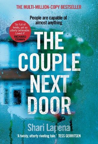 book club - the couple next door
