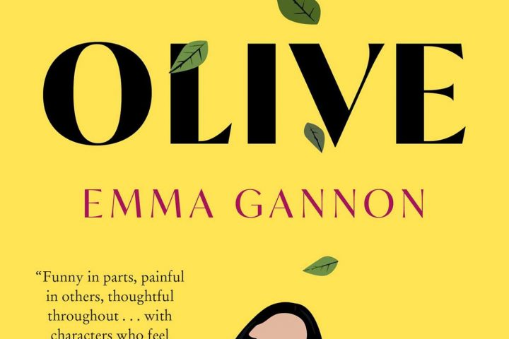 Book of the week - olive