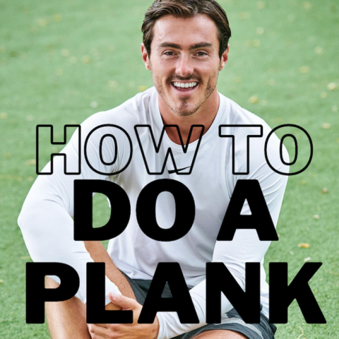 how to do a plank - video