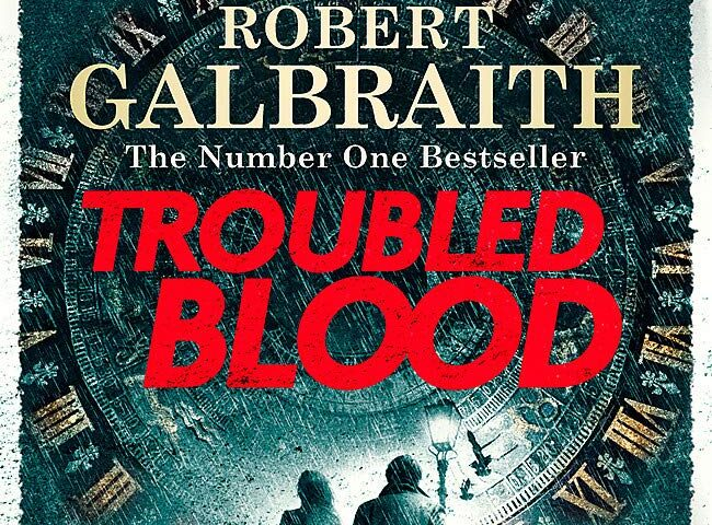 troubled blood book review