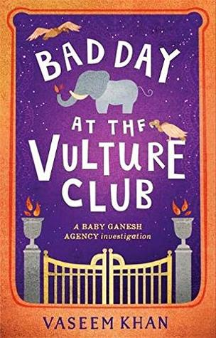 Book review - bad day at the vulture club