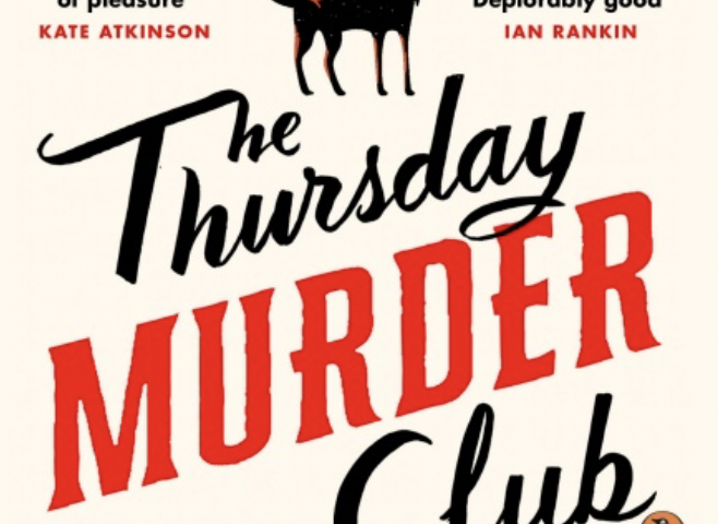 Book review - the Thursday murder club
